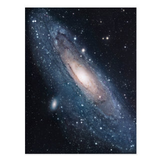 Cartão Postal universo do cosmos da Via Láctea da galáxia do