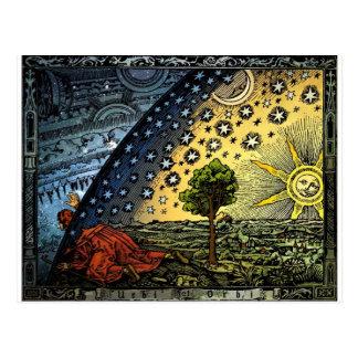 Cartão Postal Universum