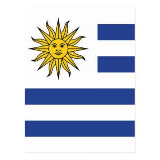 Cartão Postal Uruguai