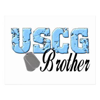 Cartão Postal uscg99brother3