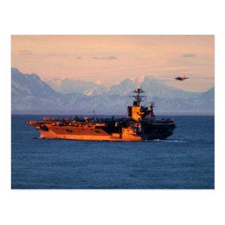 Cartão Postal USS John C. Stennis (CVN 74)