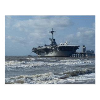 Cartão Postal USS Lexington