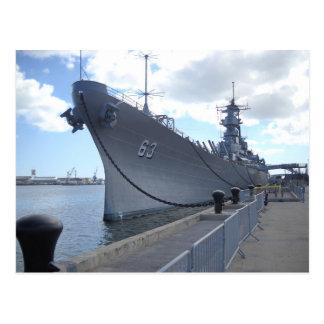 Cartão Postal USS Missouri