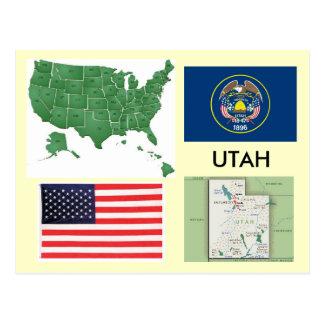 Cartão Postal Utá, EUA