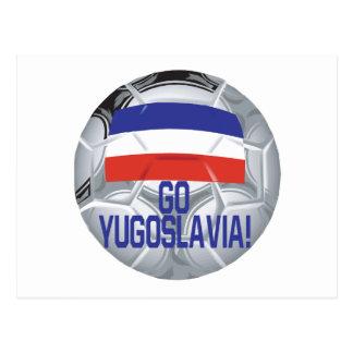 Cartão Postal Vai Jugoslávia