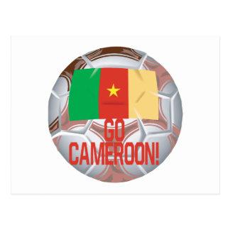 Cartão Postal Vai República dos Camarões
