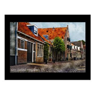 Cartão Postal Vai, Zeeland (Países Baixos)