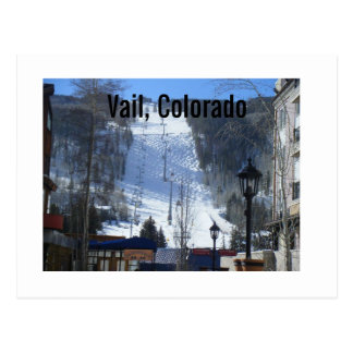 Cartão Postal Vail, Colorado