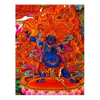 Cartão Postal Vajrapani