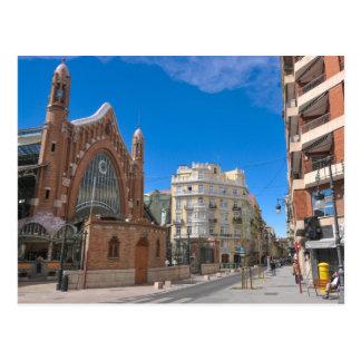 Cartão Postal Valência, espanha