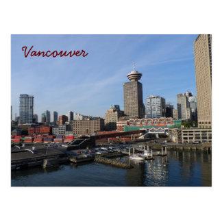 Cartão Postal Vancôver, BC