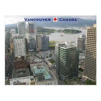 Cartão Postal Vancôver Canadá