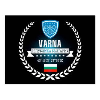 Cartão Postal Varna