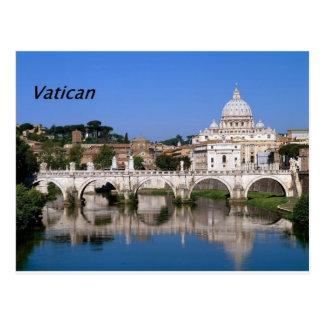 Cartão Postal -Vaticano--Angie. .JPG