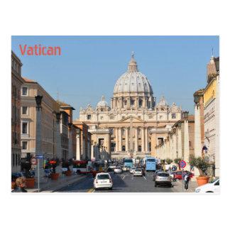 Cartão Postal Vaticano, Roma, Italia