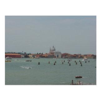 Cartão Postal Veja do interior dos Doges palácio, Veneza 2