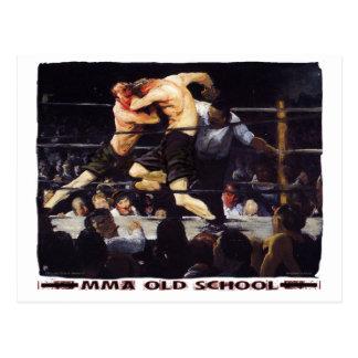 Cartão Postal Velha escola do Muttahida Majlis-E-Amal