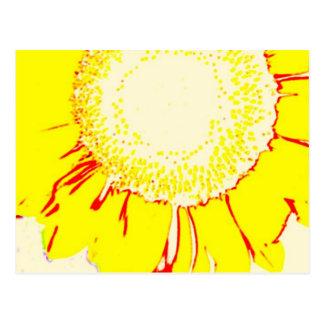 Cartão Postal Vem aqui The Sun!