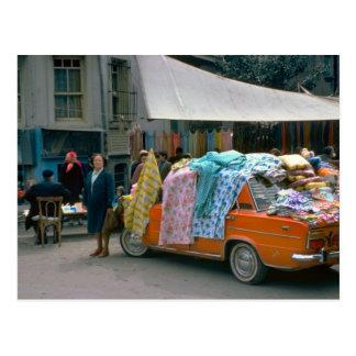Cartão Postal Vendedor ambulante, Cernobbio, Como