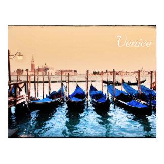 Cartão Postal Veneza