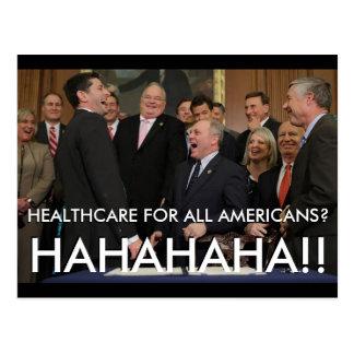 Cartão Postal Verdade republicana
