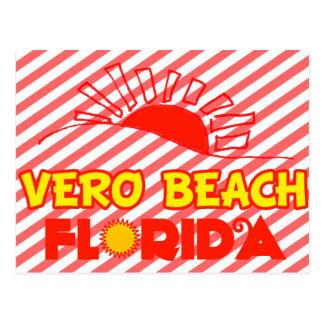 Cartão Postal Vero Beach, Florida