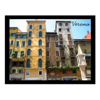 Cartão Postal Verona, Italia