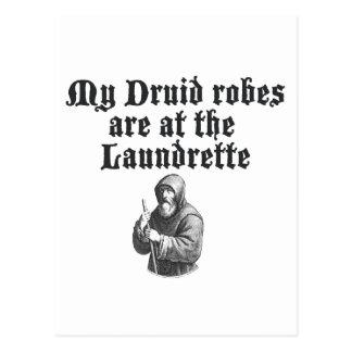 Cartão Postal Vestes do Druid