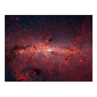 Cartão Postal Via Láctea