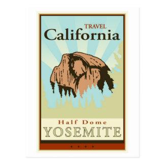 Cartão Postal Viagem Califórnia