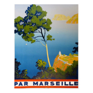 Cartão Postal Viagem do francês do vintage de Balearic Island