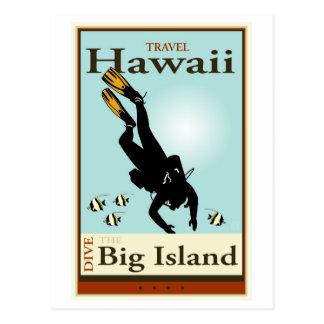 Cartão Postal Viagem Havaí