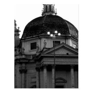 Cartão Postal Viagem histórico de Roma