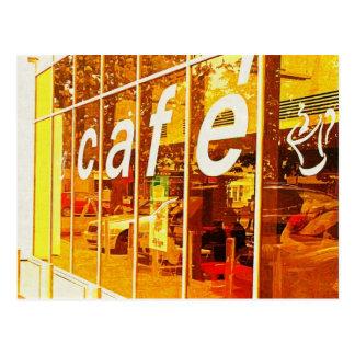 Cartão Postal Vida do café