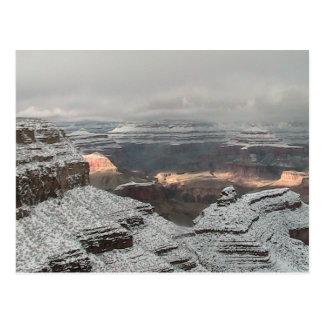 Cartão Postal Vida do Grand Canyon