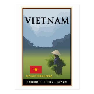 Cartão Postal Vietnam