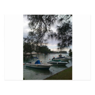 Cartão Postal Vila Bermuda de Flatts