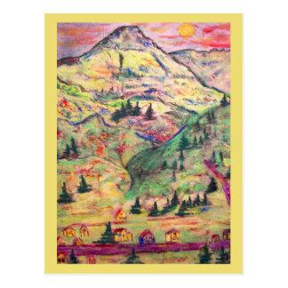 Cartão Postal vila de Colorado