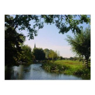 Cartão Postal Vila de Denford