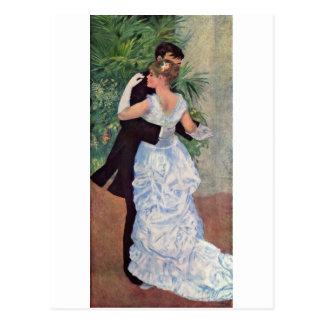 Cartão Postal Ville do la do à de Pierre-Auguste Renoir - de