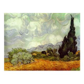 Cartão Postal Vincent van Gogh