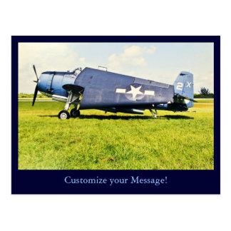 Cartão Postal Vingador de TBM