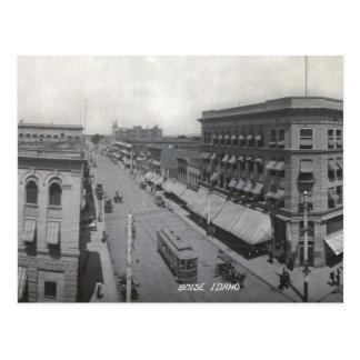 Cartão Postal Vintage 1905 de C Boise Idaho