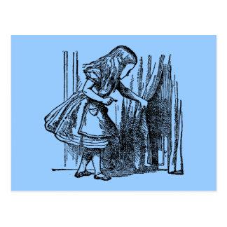 Cartão Postal Vintage Alice