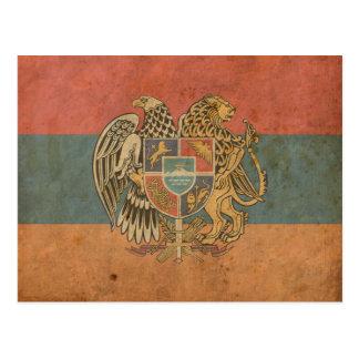 Cartão Postal Vintage Arménia
