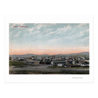 Cartão Postal Vista aérea da cidade 4