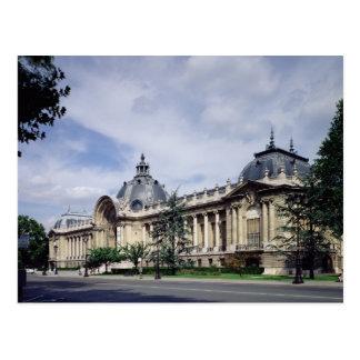 Cartão Postal Vista da fachada do Petit Palais