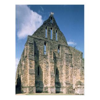 Cartão Postal Vista das ruínas