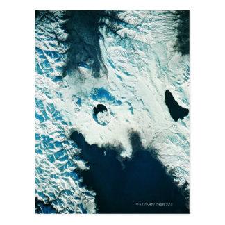 Cartão Postal Vista do Pólo Norte