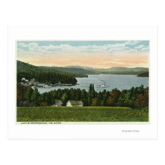 Cartão Postal Vista dos Weir